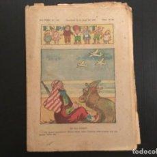Tebeos: COMIC COLECCIÓN EN PATUFET ANY XXXV AÑO 1938 NÚMERO 1762. Lote 293866983