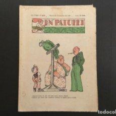 Tebeos: COMIC COLECCIÓN EN PATUFET ANY XXXV AÑO 1938 NÚMERO 1798. Lote 293905098