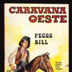 Tebeos: CARAVANA OESTE - VILMAR / NÚMERO 43. Lote 294094783