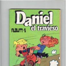 Tebeos: ARCHIVO * DANIEL EL TRAVIESO * ALBUM Nº 4 * HITPRESS 1982 *. Lote 294113468