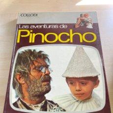 Tebeos: LAS AVENTURAS DE PINOCHO. Lote 294825443