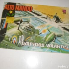Livros de Banda Desenhada: ALTO MANDO 35.IBERO MUNDIAL DE EDICIONES,AÑO 1964.. Lote 295703598