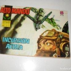 Livros de Banda Desenhada: ALTO MANDO 9.IBERO MUNDIAL DE EDICIONES,AÑO 1964.. Lote 295704248