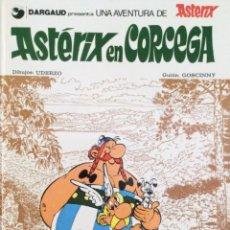 Tebeos: ASTERIX EN CÓRCEGA. TAPA DURA. GRIJALBO. 1980. Lote 296689218