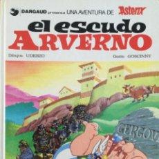 Tebeos: ASTERIX. EL ESCUDO ARVERNO. TAPA DURA GRIJALBO. 1968. Lote 296693763