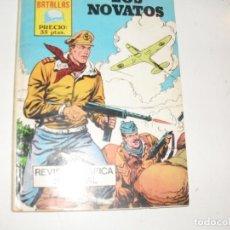 Tebeos: GRANDES BATALLAS 18.(DE 24).EDITORIAL ANTALBE,AÑO 1981.. Lote 297086378