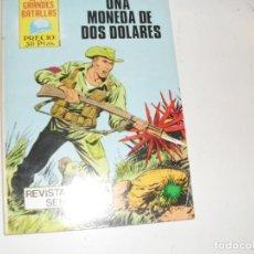 Tebeos: GRANDES BATALLAS 11.(DE 24).EDITORIAL ANTALBE,AÑO 1981.. Lote 297087163