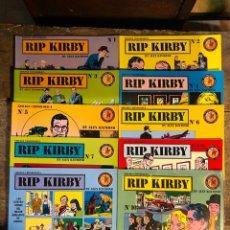 Tebeos: RIP KIRBY, EDICIÓN CRONOLOGICA - COMPLETA 10 VOLUMENES - ESEUVE. Lote 297102633