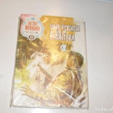 Tebeos: ALTO MANDO 75.NOVELA GRAFICA.IBERO MUNDIAL DE EDICIONES,AÑO 1966.. Lote 297156778