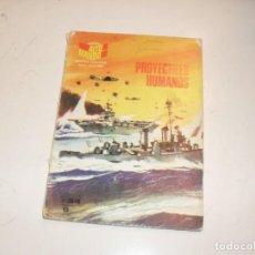 Tebeos: ALTO MANDO 34.NOVELA GRAFICA.IBERO MUNDIAL DE EDICIONES,AÑO 1966.. Lote 297156948