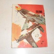 Tebeos: ALTO MANDO 31.NOVELA GRAFICA.IBERO MUNDIAL DE EDICIONES,AÑO 1966.. Lote 297157093