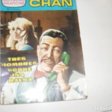 Tebeos: T.V.NOVELAS GRAFICAS 2:CHARLIE CHAN.EDICIONES TORAY,AÑO 1963.. Lote 297160948
