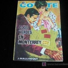 Tebeos: EL COYOTE Nº 92 J.MALLORQUI EDICIONES CID 1962. Lote 5821798