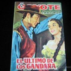 Tebeos: EL COYOTE Nº 61 EDICIONES CID 1962. Lote 5044580