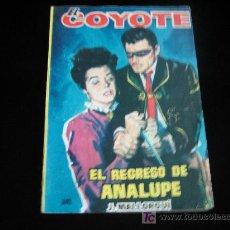 Tebeos: EL COYOTE Nº79 EDICIONES CID 1962. Lote 5188568