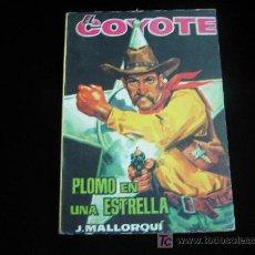 Tebeos: EL COYOTE Nº 89 EDICIONES CID 1962. Lote 6166231