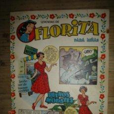 Tebeos: FLORITA-Nº84. Lote 4024644