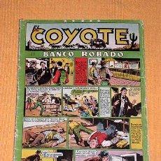 Tebeos: EL COYOTE Nº 42. BANCO ROBADO. CLIPER. BATET, RIBERA, BLASCO, ROSO, BOIX, WHITE, URDA, LUIS, ROCA.... Lote 25679671