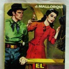 Tebeos: EL COYOTE Nº 10 EL COYOTE EXTERMINA A LA CALAVERA EDICIONES CID 1961. Lote 5216408