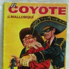 Tebeos: EL COYOTE Nº 31 EL PRECIO DEL COYOTE EDICIONES CID 1961. Lote 5216694