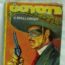 Tebeos: EL COYOTE Nº 36 EL JINETE ENMASCARADO EDICIONES CID 1961. Lote 5216935