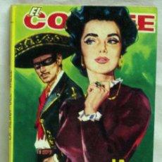 Tebeos: EL COYOTE Nº 66 LA REINA DEL VALLE EDICIONES CID 1962. Lote 5218034