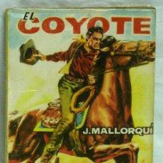 Tebeos: EL COYOTE Nº 101 EL MENSAJERO DEL COYOTE EDICIONES CID 1963. Lote 5218332