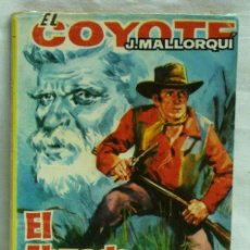 Tebeos: EL COYOTE Nº 102 EL AHIJADO DE DON EDICIONES CID 1962. Lote 5218343