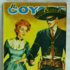 Tebeos: EL COYOTE Nº 114 EL MUERTO VOLVIÓ EDICIONES CID 1963. Lote 5218863