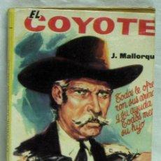 Tebeos: EL COYOTE Nº 115 LA SANGRE DE SIMON SALTER EDICIONES CID 1963. Lote 5218877