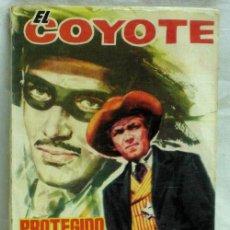 Tebeos: EL COYOTE Nº 121 PROTEGIDO DEL COYOTE EDICIONES CID 1963. Lote 5219116