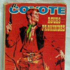 Tebeos: EL COYOTE Nº 122 AGUAS PROHIBIDAS EDICIONES CID 1963. Lote 5219183