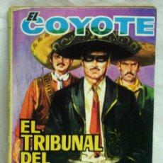 Tebeos: EL COYOTE Nº 126 EL TRIBUNAL DEL COYOTE EDICIONES CID 1963. Lote 5219348