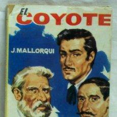 Tebeos: EL COYOTE Nº 127 TRES BUENOS ENEMIGOS EDICIONES CID 1963. Lote 5219362