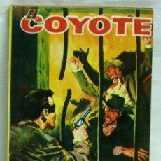 Tebeos: EL COYOTE Nº 130 ALIAS EL COYOTE EDICIONES CID 1963. Lote 5219451