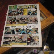 Tebeos: COYOTE N-102,AÑO 1947,ORIGINAL.. Lote 7732826