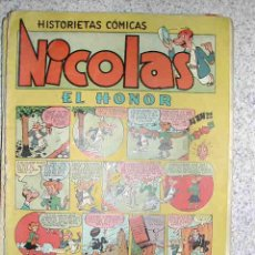 Tebeos: NICOLAS DE CLIPER. LOTE DE 11 NUMEROS O SUELTOS. Lote 27161002