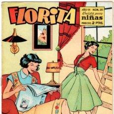 Tebeos: FLORITA Nº 380. Lote 8724015