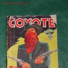 Tebeos: EL COYOTE N.6 EL OTRO 'COYOTE' DE J.MALLORQUÍ. Lote 18396556