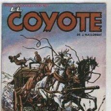 Tebeos: EL COYOTE Nº 9. Lote 1113386