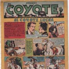 Tebeos: EL COYOTE.CLIPER. EL COYOTE LUCHA. Lote 16881417