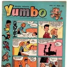 Tebeos: YUMBO ORIGINAL Nº 335, CLIPER 1953. Lote 10515967
