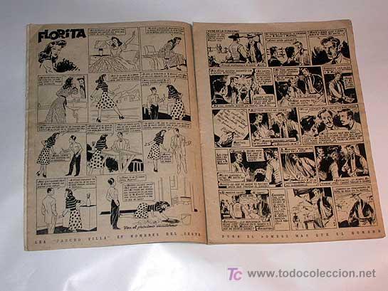 Tebeos: EL COYOTE Nº 21. RECIBO DE MUERTE. CLIPER. ENCAPUCHADO, FLORITA, MR. RADAR. FIGUERAS, ROSO, DARNIS. - Foto 2 - 27332674