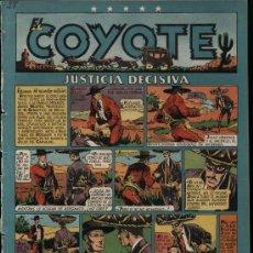 Tebeos: EL COYOTE. Nº 28. Lote 21526543