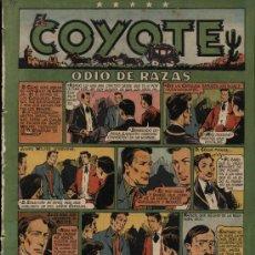 Tebeos: EL COYOTE. Nº 27. Lote 21526544