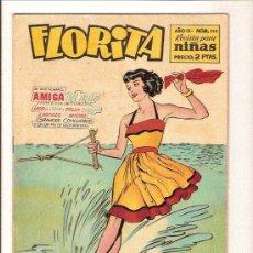 Tebeos: FLORITA Nº 348 EDITA CLIPER . Lote 26155533