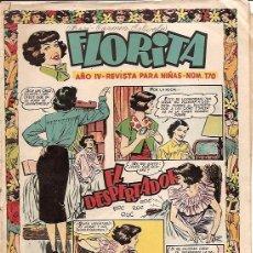 Tebeos: FLORITA Nº 170 EDICIONES CLIPER. Lote 12692483