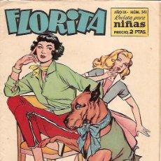 Tebeos: FLORITA Nº 341 EDICIONES CLIPER. Lote 20023558