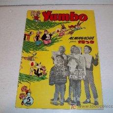 Tebeos: EDICIONES CLIPER: YUMBO. ALMANAQUE PARA 1.959. Lote 26646253