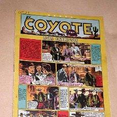 Tebeos: EL COYOTE Nº 29. DOS ENEMIGOS CLIPER. ENCAPUCHADO, FLORITA, TERCIOS FLANDES. ROSO, DARNIS, FIGUERAS.. Lote 27305826